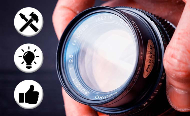 Filtri fotografici a vite bloccati? Ecco come risolvere