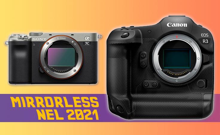Cos'è una fotocamera MIRRORLESS | Mirrorless nel 2021