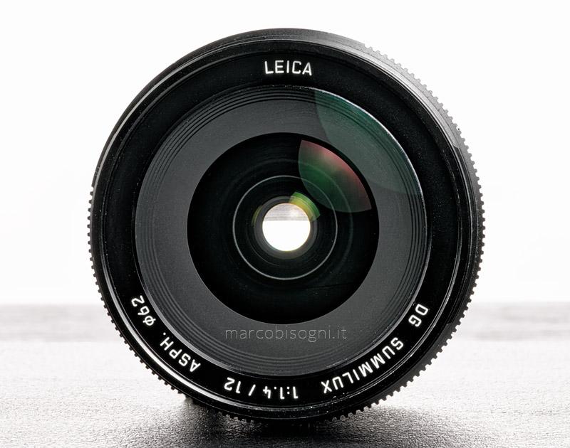 Panasonic-Leica 12 mm f/1.4
