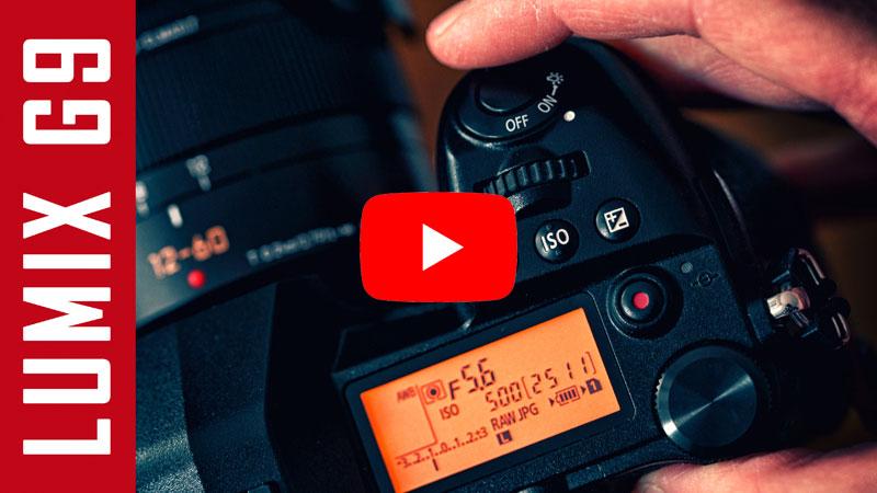VIDEO: Panasonic Lumix G9: top di gamma micro4/3   Recensione