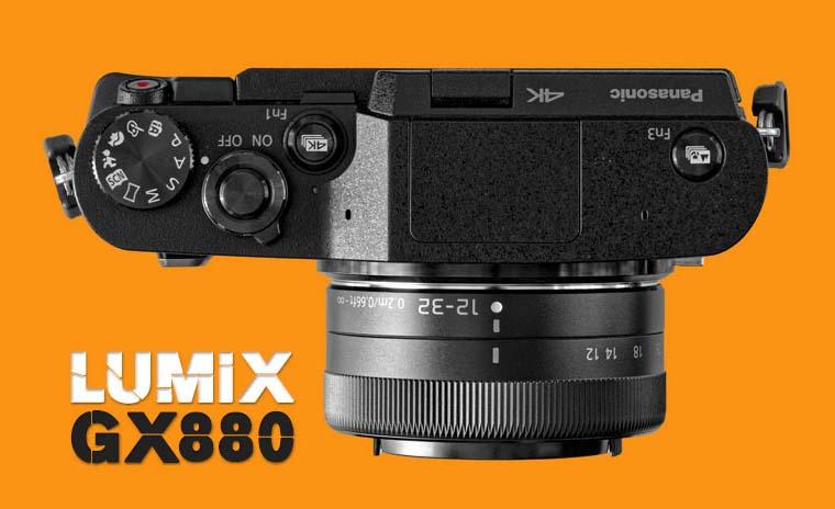 Panasonic Lumix GX880: non solo selfie (recensione)