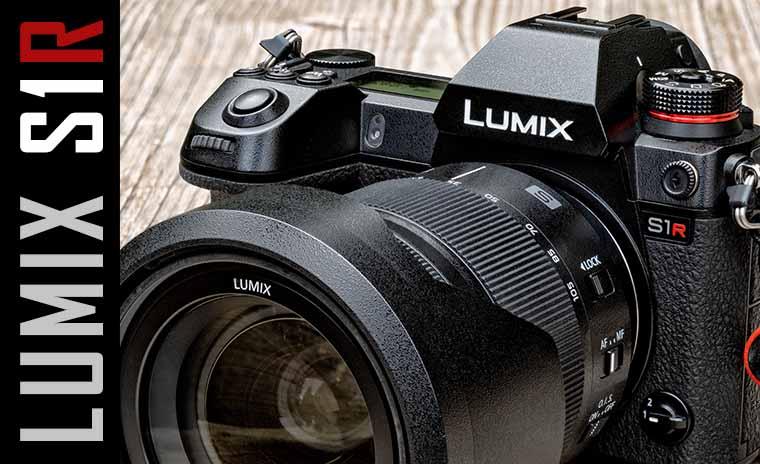 Panasonic Lumix S1R (recensione)