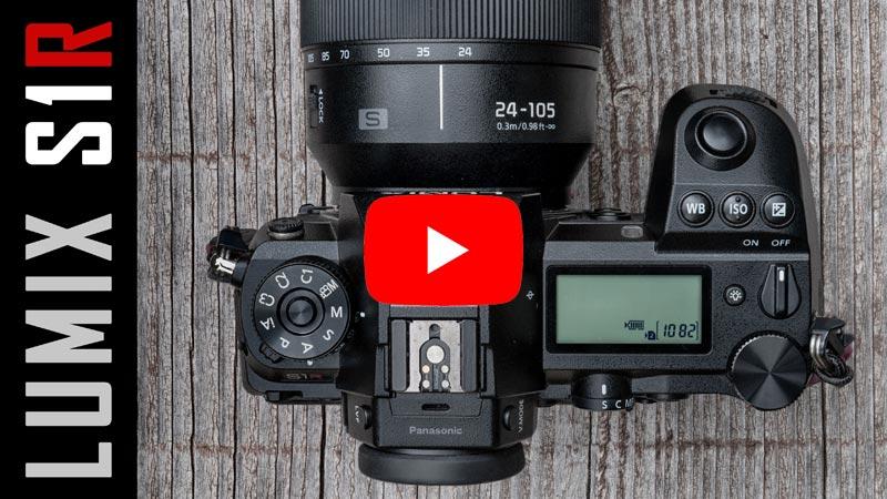 VIDEO: Panasonic Lumix S1R | Recensione. Da un grande potere derivano grandi responsabilità