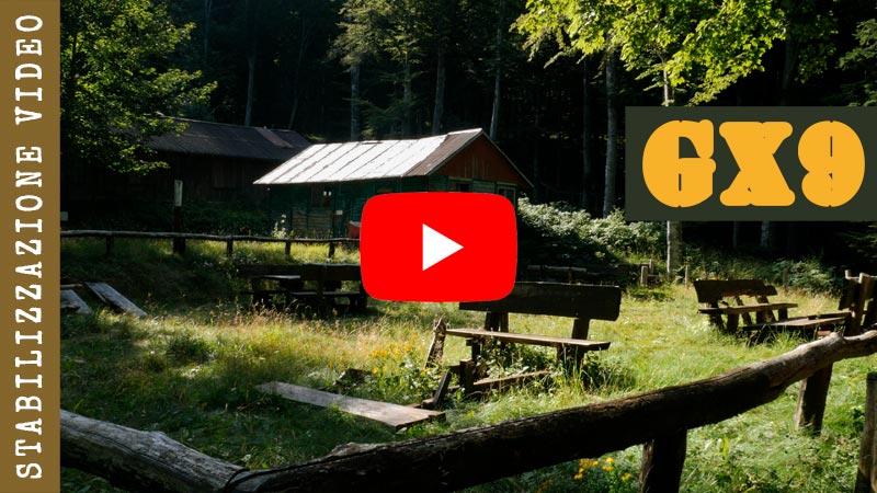 VIDEO: test stabilizzazione video