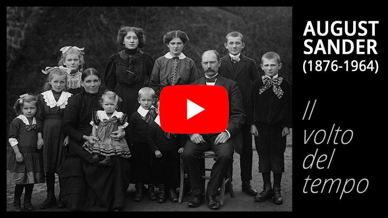VIDEO: August Sander, Il volto del tempo - Ritratti