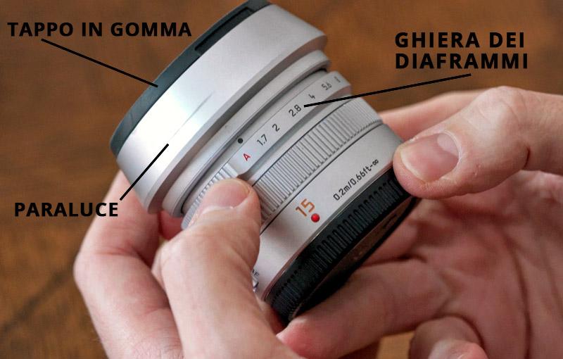 Leica 15 mm f/1.7