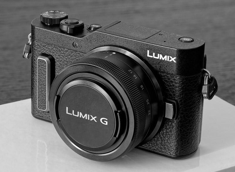 Panasonic Lumix GX880 (livrea nera)