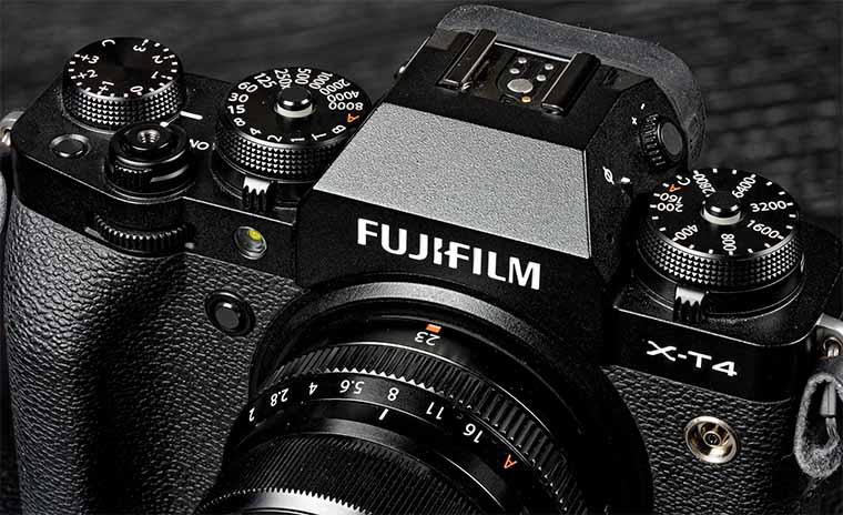 Fujifilm X-T4: amore a prima… ghiera